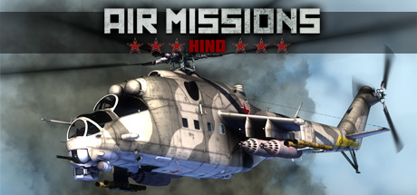 Air Missions: HIND