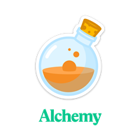 Alchemy with Electron and React