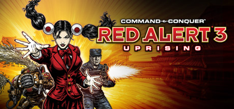 Command and Conquer: Red Alert 3 - Uprising