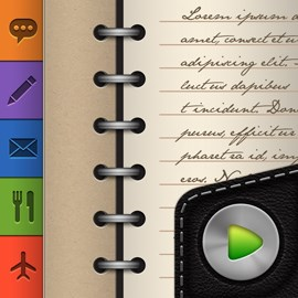 Groovy Notes - Text, Voice Notes & Digital Organizer