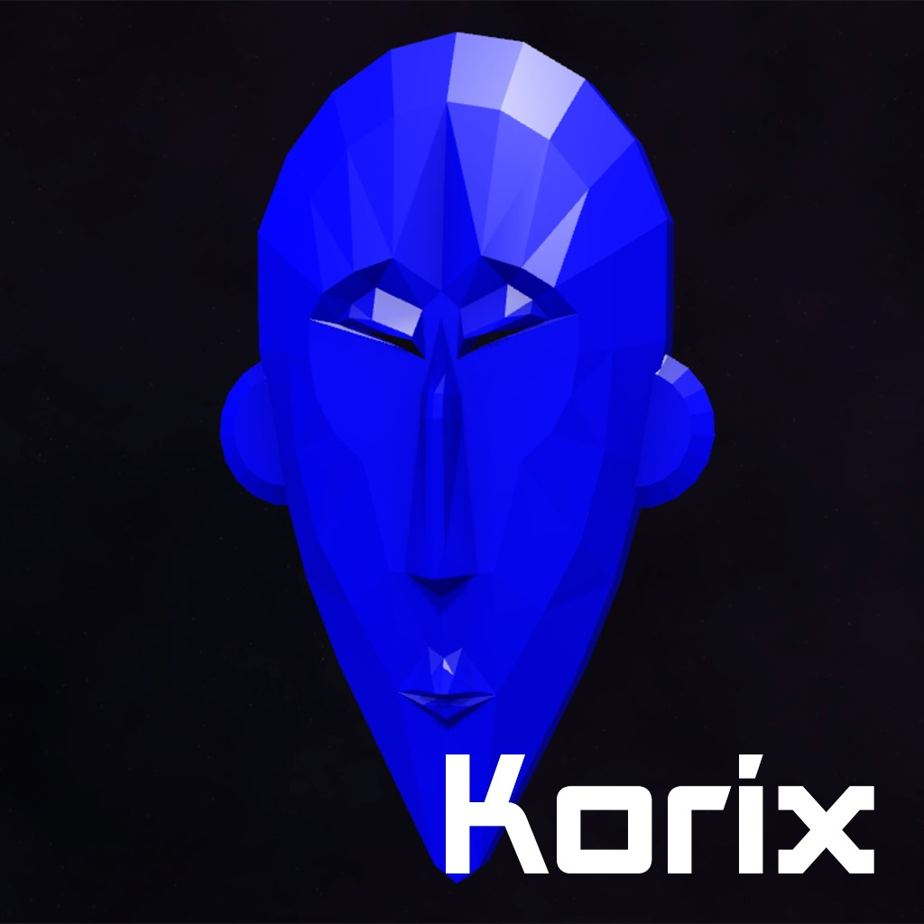 Korix - Traditional Mask PS VR PS4