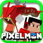 Pixelmon Craft