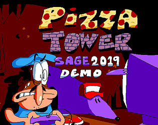 Pizza Tower Demo