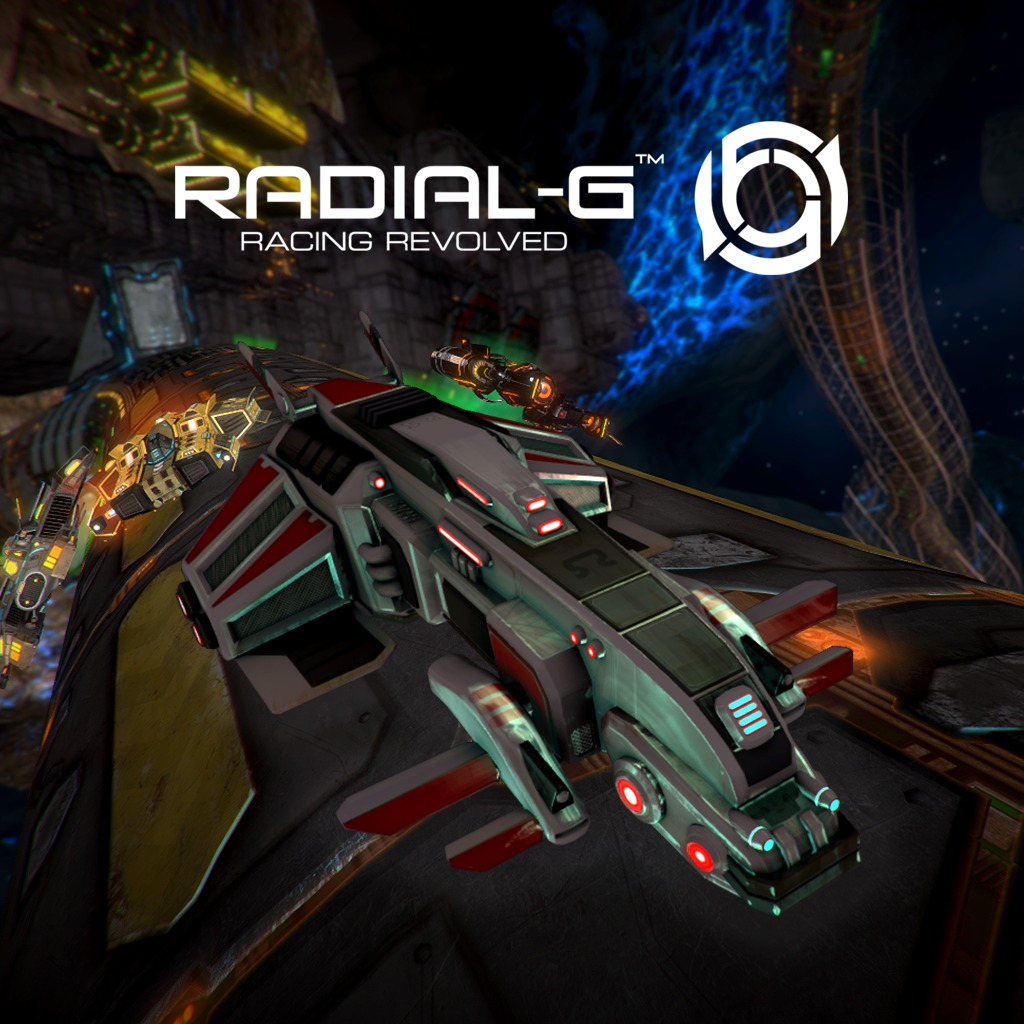 Radial-G : Racing Revolved PS VR PS4