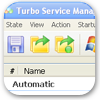 Turbo Service Manager