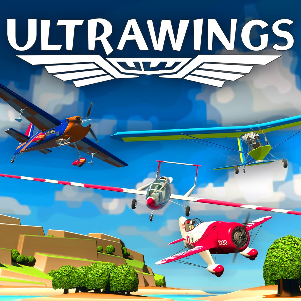 Ultrawings PS VR PS4
